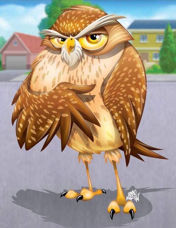 Don Owl Leon