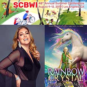 Samantha-SCBWI-2019-Summer-Conference